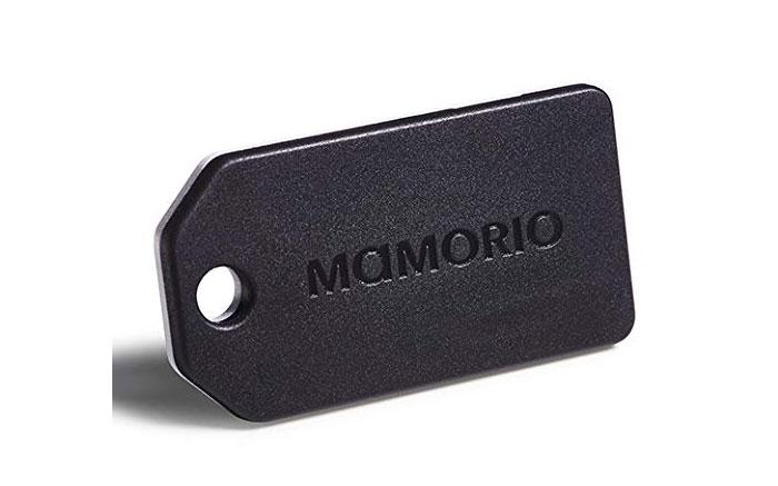 【世界最小クラスの紛失防止タグ】MAMORIO(マモリオ)