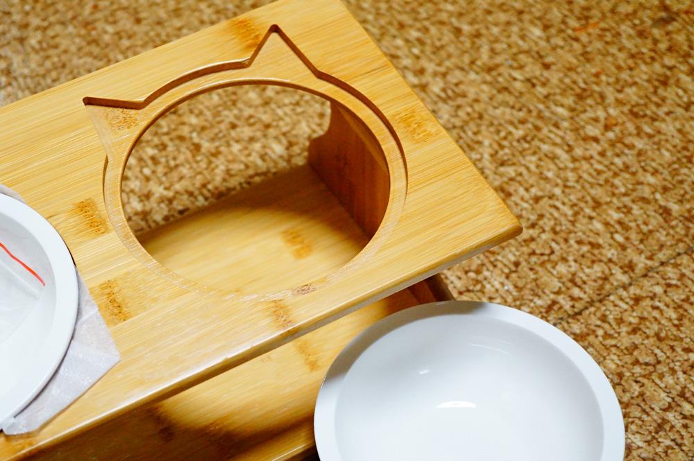 猫 食器台 おしゃれ