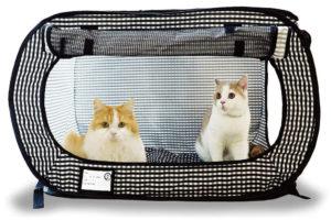 猫壱ポータブルケージ