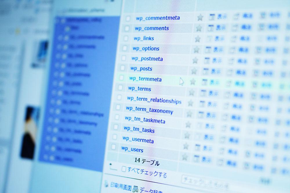 ワードプレスが重いならデータベースを最適化しよう!