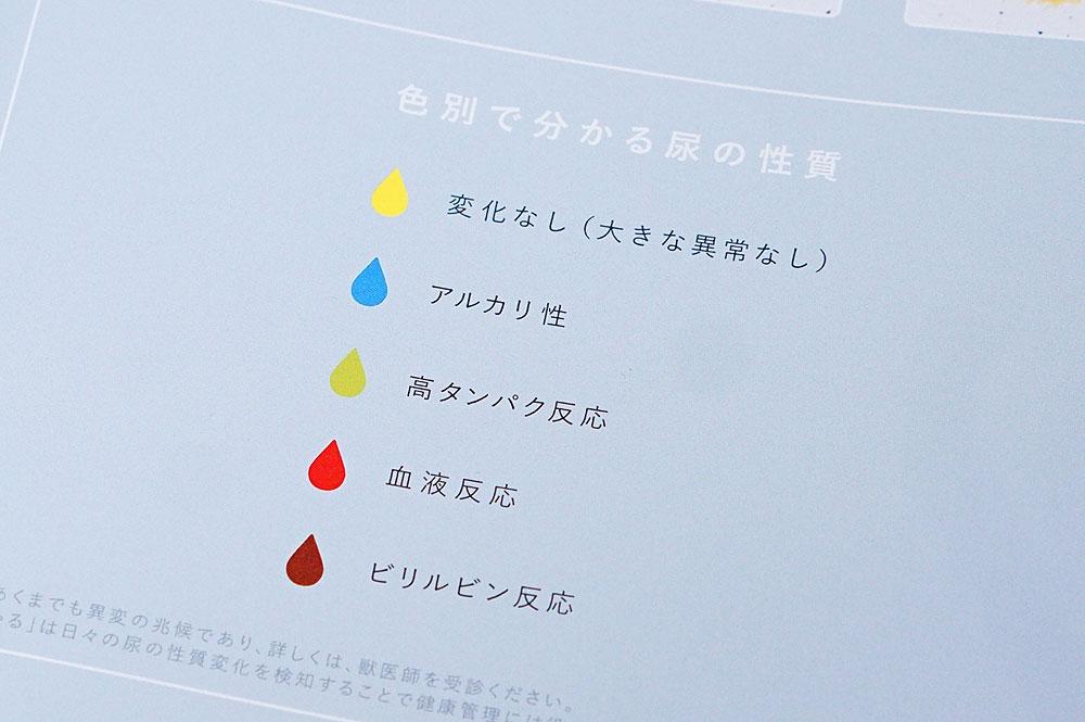 しぐにゃる 色の変化