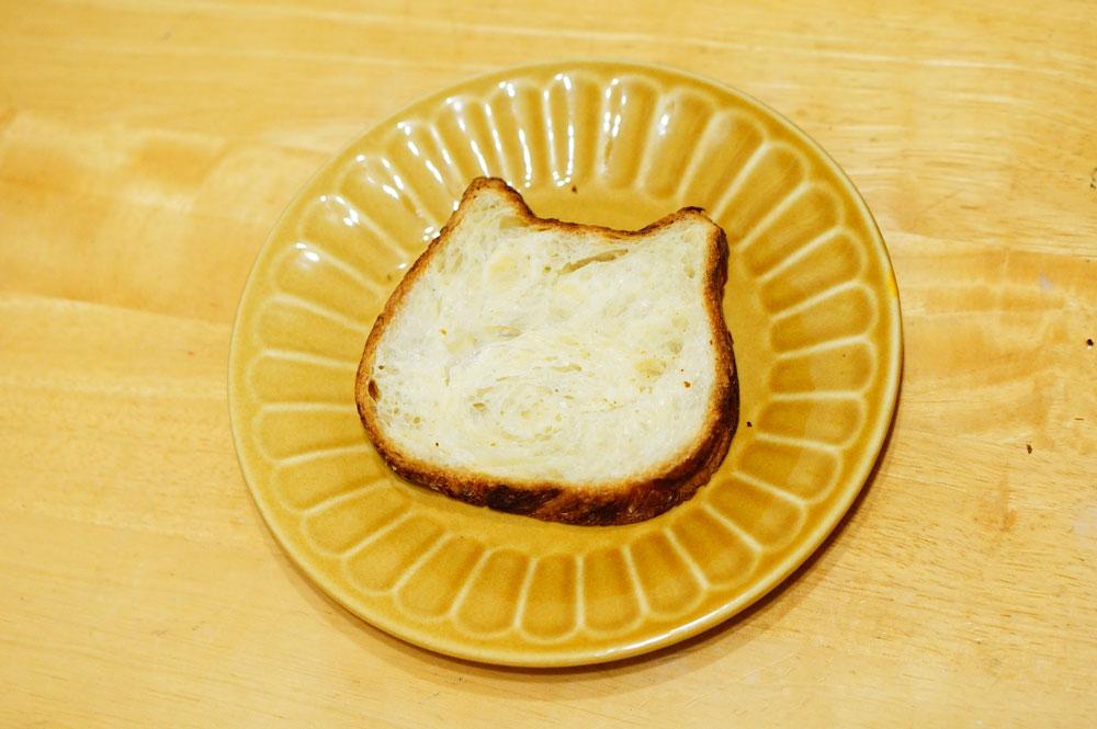 東京ねこねこ食パン【プレーン味】248円