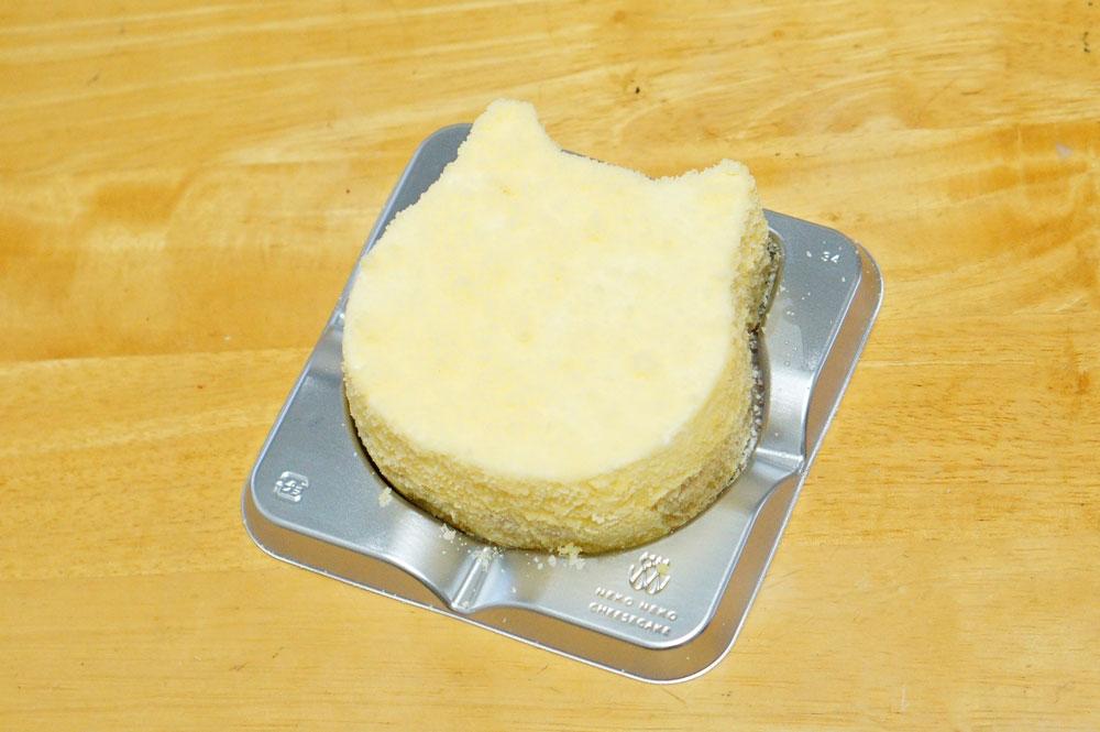 もふねこチーズケーキ大きさや原材料