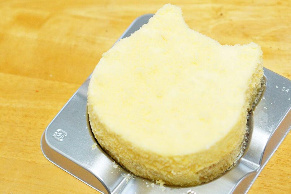 もふねこチーズケーキの口コミレポ!値段安くてめちゃくちゃ美味しかった!