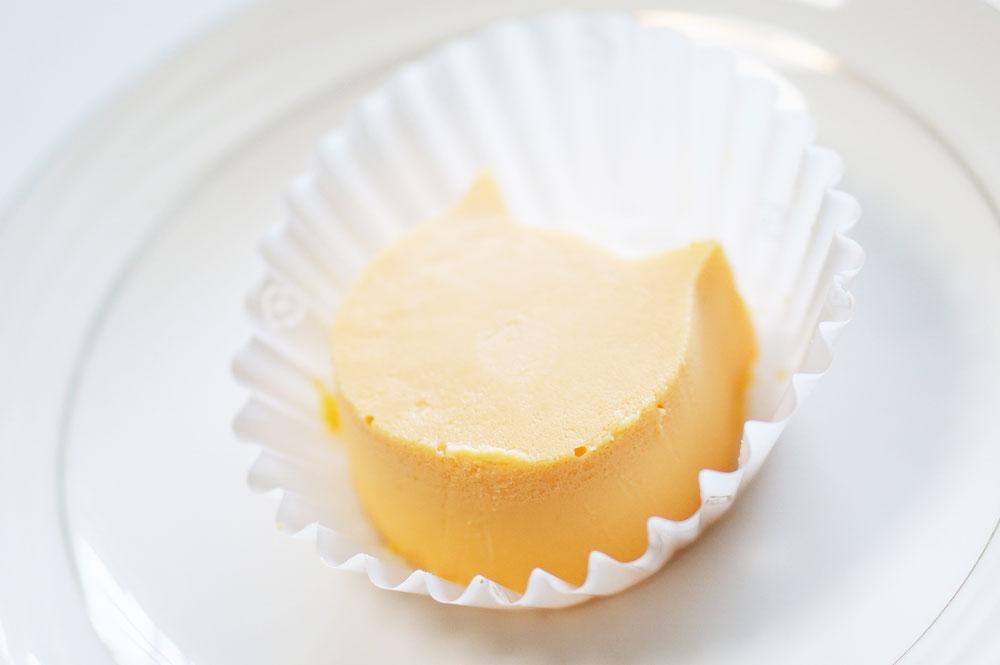 ねこねこチーズケーキ にゃんチーをレビュー みかん