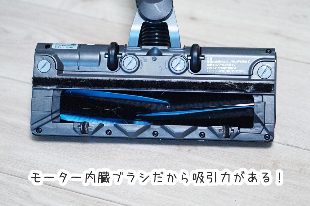 シャーク CS401 吸引力