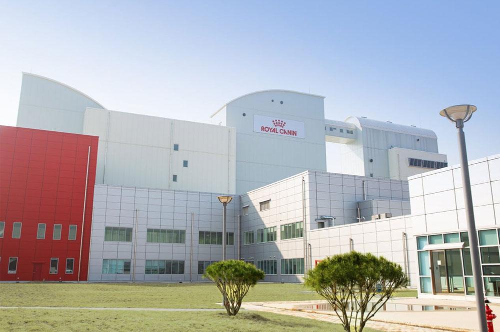 ロイヤルカナン 生産工場の衛生や安全面